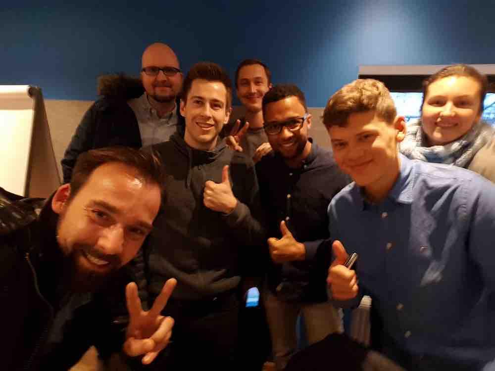 Growth Hacking Bootcamp Hamburg