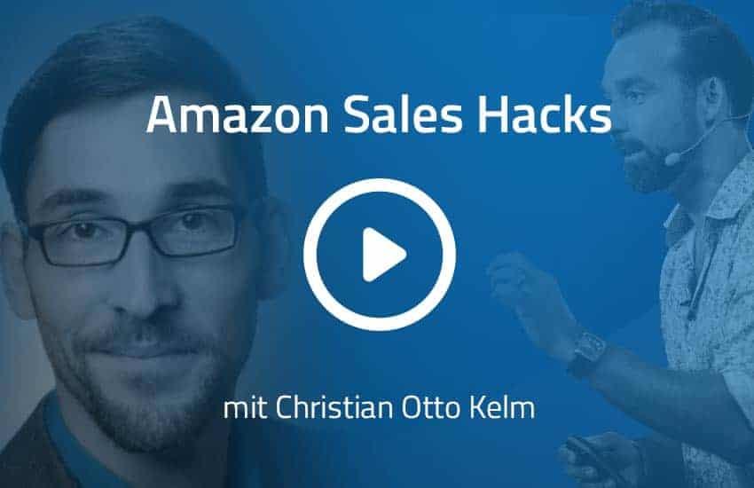 Amazon Sales Hacks