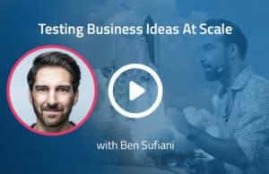 Ben Sufiani Podcast